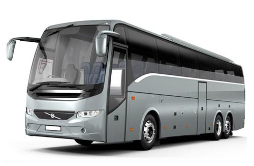 rental bus 59 seat