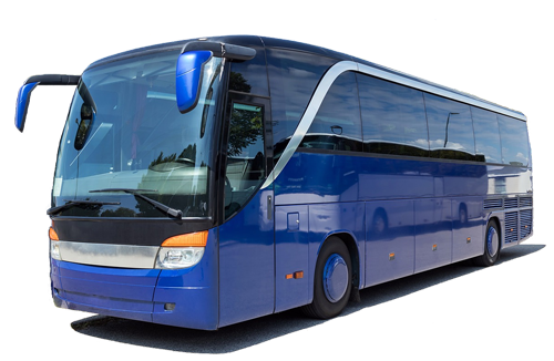 rental bus luxury 10 seat