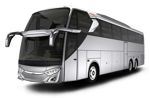 rental bus luxury 12 seat