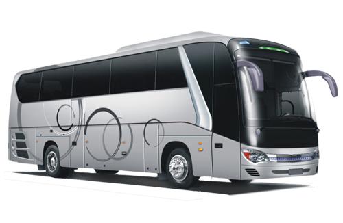 rental bus 15 seat