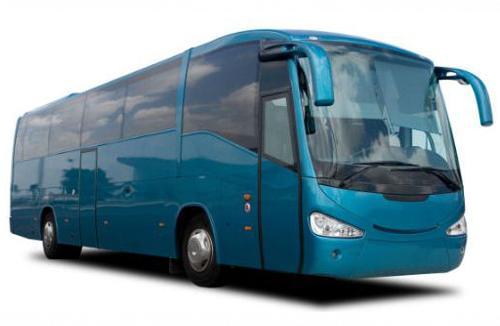 rental bus 14 seat